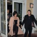Demi Lovato – Leaving Prime 112 Restaurant in Miami
