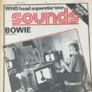 Sounds Magazine Cover [United Kingdom] (April 1976)