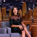 Gina Rodriguez – 'The Tonight Show Starring Jimmy Fallon' in New York City