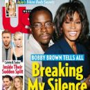 Bobby Brown and Whitney Houston - US Weekly Magazine Cover [United States] (20 June 2016)