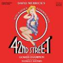 42nd Street (musical) Original 1980 Broadway Cast Starring Jerry Orbach - 454 x 454