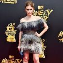 Holland Roden – 2017 MTV Movie And TV Awards in Los Angeles - 454 x 681