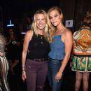 Nina Agdal – American Eagle Celebrates NYFW With Ne(X)t Level Fall Jeans Party in NY