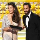 Jessica Biel : 69th Annual Primetime Emmy Awards - 454 x 328
