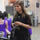 Olivia Jade at Beverly Hills Nail Design in Beverly Hills - 454 x 681