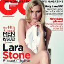 Lara Stone GQ US October 2011
