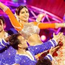 Priyanka Chopra performing at Colors Screen Awards 2012