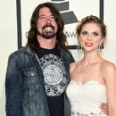Jordyn Blum &  Dave Grohl attend The 57th Annual GRAMMY Awards at the STAPLES Center on February 8, 2015 in Los Angeles, California