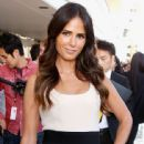 Jordana Brewster: the Tory Burch Runway Show during the Spring 2013 Mercedes-Benz Fashion Week