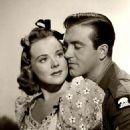 Sonja Henie and John Payne in