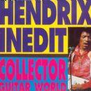 Hendrix Inedit Collector Guitar World