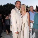 Nikos Aliagas and Tina Grigoriou - 454 x 680