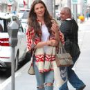 Ali Landry out shopping in Beverly Hills