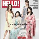 Sharmila Tagore - Hello! Magazine Pictorial [India] (March 2012)
