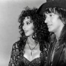 Cher and Richie Sambora - 454 x 301