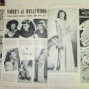 Paulette Goddard - Screen Guide Magazine Pictorial [United States] (March 1942) - 454 x 340