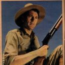 Gary Cooper - Screen Guide Magazine Pictorial [United States] (October 1939)