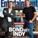 Daniel Craig, Harrison Ford - Entertainment Weekly Magazine Cover [United States] (29 July 2011)