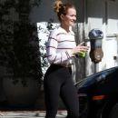 Shantel VanSanten – Out in Los Angeles 03/14/2019 - 454 x 681
