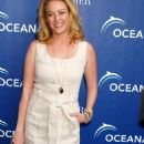 Virginia Madsen - Oceana & La Mer World Ocean Day Celebration - June 8, 2009