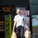 Charlize Theron – Shopping candids in Los Angeles - 454 x 584