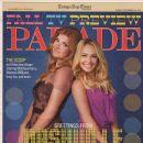 Hayden Panettiere, Connie Britton - Parade Magazine Cover [United States] (16 September 2012)