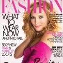 Leslie Mann - Fashion Magazine [Canada] (August 2009)
