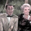 Jim Backus and Natalie Schafer