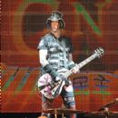 Guitarist DJ Ashba of Guns N' Roses performs at The Joint inside the Hard Rock Hotel & Casino December 30, 2011 in Las Vegas, Nevada