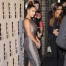 Kim Kardashian: attends a special event to promote her new TV show at Sydney's Neild Avenue restaurant