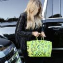 Khloe Kardashian Out and About In Beverly Hills