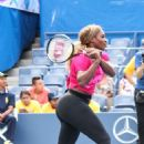 Serena Williams 19th Annual Arthur Ashe Kids Day In Flushing
