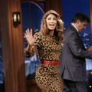 """Jennifer Esposito - """"The Late Late Show With Craig Ferguson"""" In Los Angeles, 09.10.2008."""
