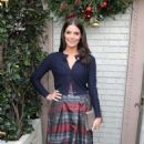 Ashley Greene – Pictured At Brooks Brothers holiday celebration in Los Angeles - 454 x 682