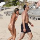 Sofia Richie – With new boyfriend Elliot Grainge in St Barts