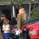 Busy Philipps – Out with her family in West Hollywood - 454 x 681