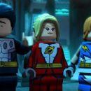 Saturn Girl in Lego DC Comics Super Heroes: Justice League - Cosmic Clash
