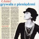 Coco Chanel - Retro Magazine Pictorial [Poland] (December 2020)
