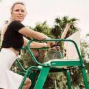 Caroline Wozniacki - Interview Magazine Pictorial [United States] (June 2016) - 454 x 255