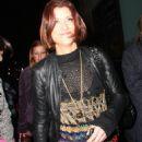 Kate Walsh - Leaves Katusya And Heads Down Hollywood Blvd, 2009-02-06