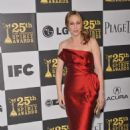 Vera Farmiga - 25 Film Independent Spirit Awards Held At Nokia Theatre LA Live On March 5, 2010 In Los Angeles, California