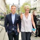 Gary Barlow and Dawn Andrews