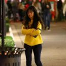 Camila Cabello – Christmas Shopping with her mom at The Grove in LA