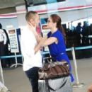 Derek Ramsay and Maja Salvador