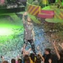 Benjamín Amadeo- Kids' Choice Awards Argentina 2015- Show