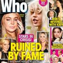 Amanda Bynes, Lindsay Lohan - Who Magazine Cover [Australia] (10 June 2013)