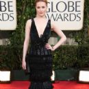 Evan Rachel Wood - 66 Annual Golden Globe Awards Held At The Beverly Hilton Hotel In LA, 11.01.2009.