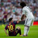 El Clasico Real Madrid v. Barcelona  Estadio Santiago Bernabeu  October 25, 2014