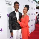 Lilly Singh and Kingsley - 2015 Streamy Awards
