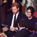 Meghan Markle and Prince Harry – Celebrating the Queen Elizabeth's 92nd Birthday in London